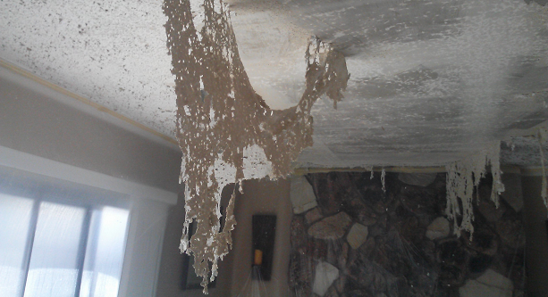 Rock Island Illinois Popcrn Ceiling Removal