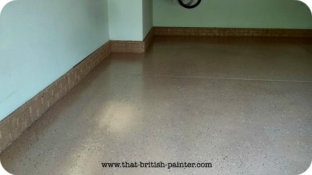 quad cities epoxy garage floor