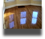 Home of that british painter painting the quad cities for for Hardwood floors quad cities