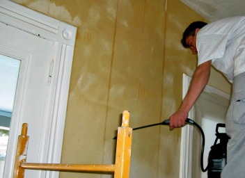 That British Painter Wallpaper Removal Technique