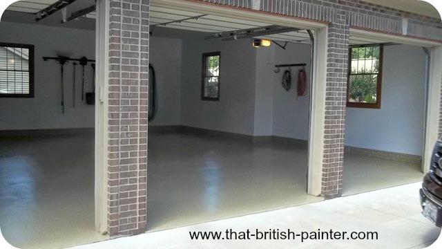 Quad city epoxy floor by darren crumbleholme